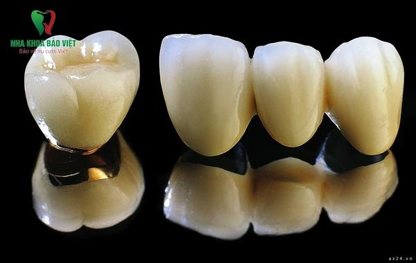 Răng toàn sứ Zirconia công nghệ CAD/CAM 3D hiện đại nhất